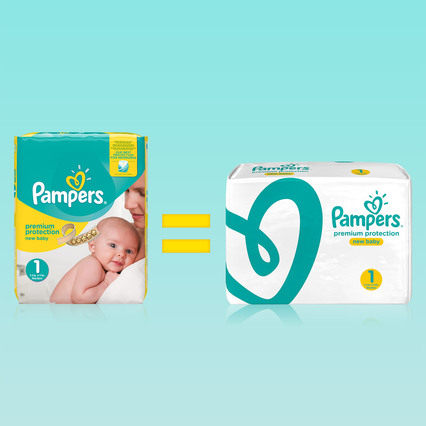 pampers premium protection windeln babywindeln jetzt online kaufen. Black Bedroom Furniture Sets. Home Design Ideas
