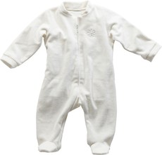 LUCE Bio Baby-Strampler 1/1 Arm Jersey