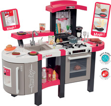 Smoby Tefal Super Chef Deluxe Küche