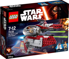 LEGO® Star Wars™ - 75135 - Obi-Wan's Jedi Interceptor™