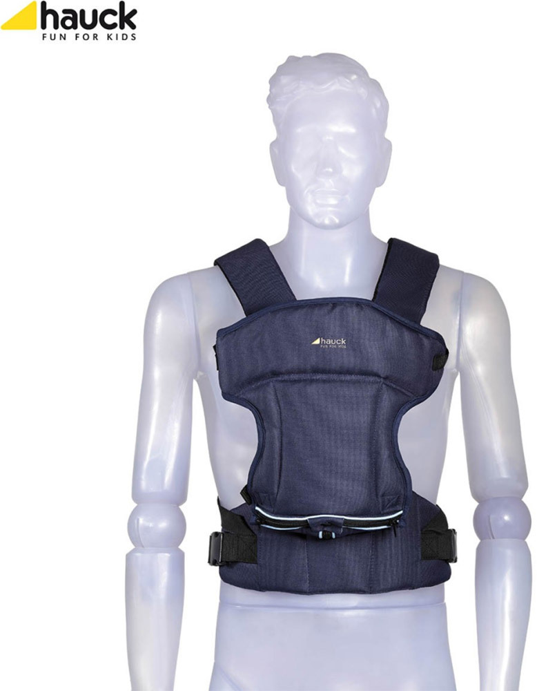 hauck Tragesitz 3 Way Carrier  Navy/Lightblue (580455)