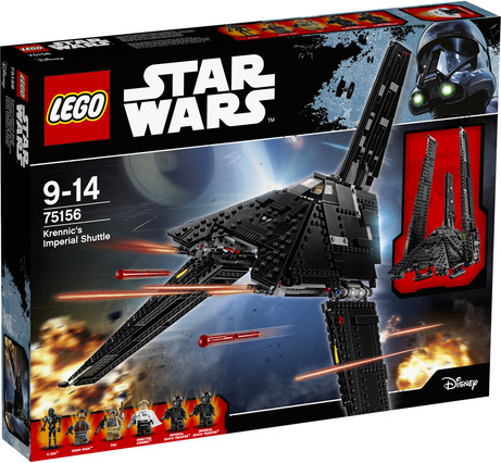 lego star wars 75156 krennics imperial shuttle lego jetzt online kaufen. Black Bedroom Furniture Sets. Home Design Ideas