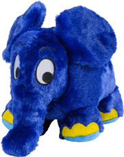 Warmies® Blauer Elefant