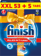 Finish / Calgonit Alles-in-1 Turbo