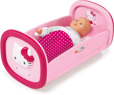 Smoby Hello Kitty Puppenwiege