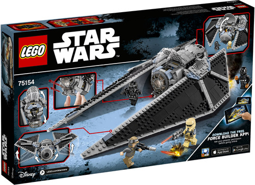 lego star wars 75154 tie striker lego jetzt online kaufen. Black Bedroom Furniture Sets. Home Design Ideas