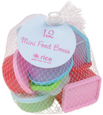 Rice Plastic Food Keepers