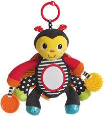 infantino Pull & Play Busy Bug