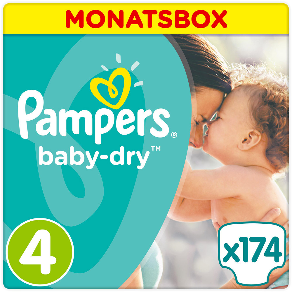pampers sparpack 4