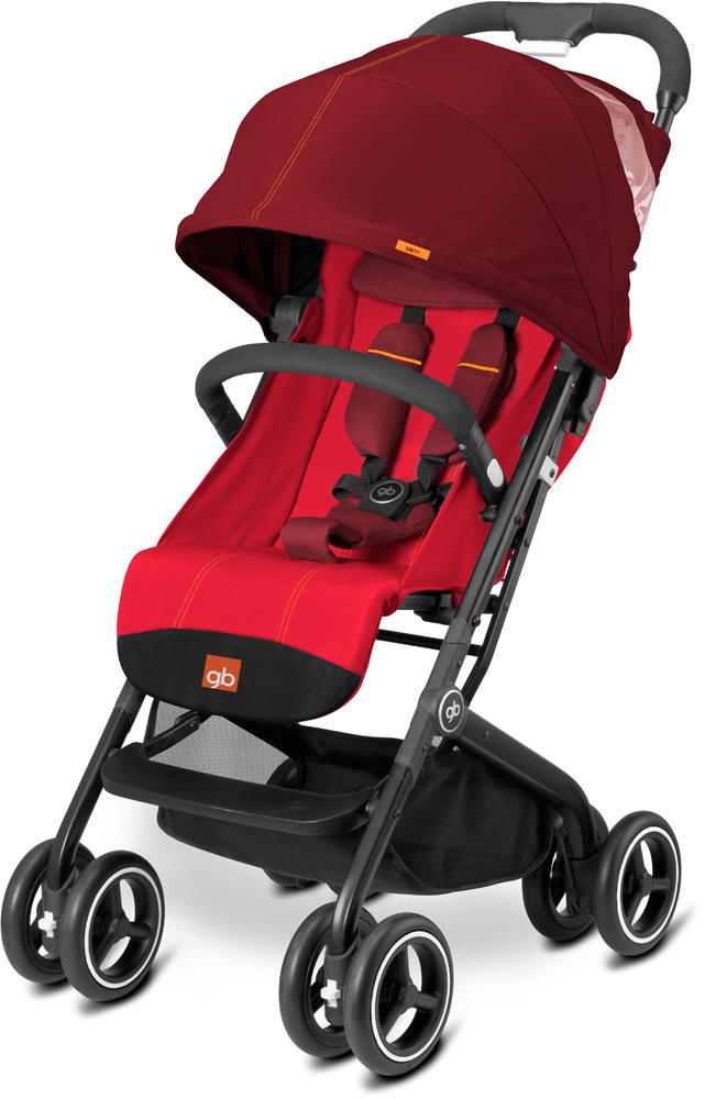 gb Reise-Buggy QBIT +  Dragonfire Red (616240009)