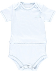 Puckababy Body Kurzarm ANTI-LEAK