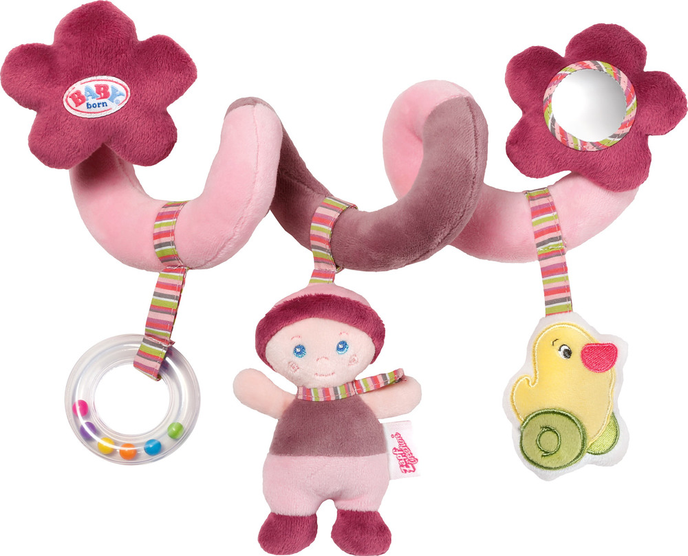 Zapf Creation 821190 - BABY born® for babies Activity Spirale