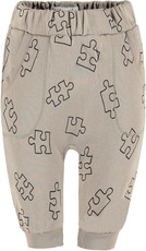 bellybutton Sweat Hose - Puzzle