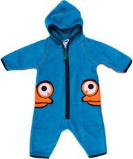 Fred's World Fleece Overall Frosch