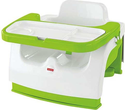 Chaise Haute Portable Fisher Price 6m