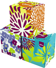 Kleenex Kosmetiktücher Collection