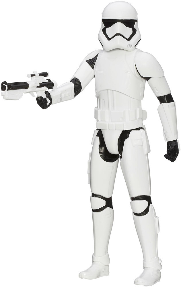 "E7 12"" Ultimate Figur: First Order Stormtrooper"
