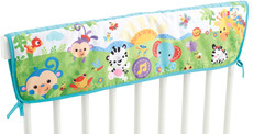 Fisher-Price 2-in-1 Rainforest Lichtspiel fürs Bettchen