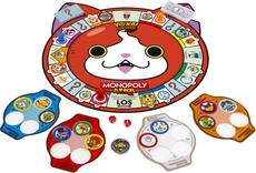 Hasbro Yokai Watch - Monopoly Junior
