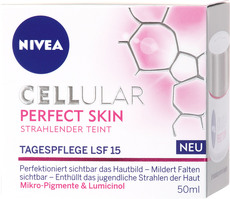 NIVEA Cellular Perfect Skin Tagespflege LSF15