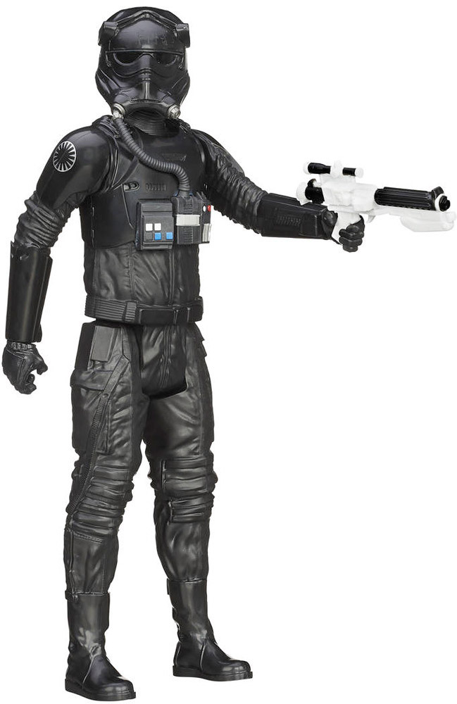 "E7 12"" Ultimate Figur: First Order Tie Pilot"