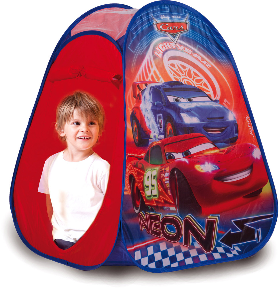 Pop Up Spielzelt Cars