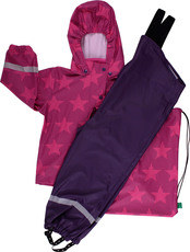 Fred's World Set Regenjacke und -hose Star