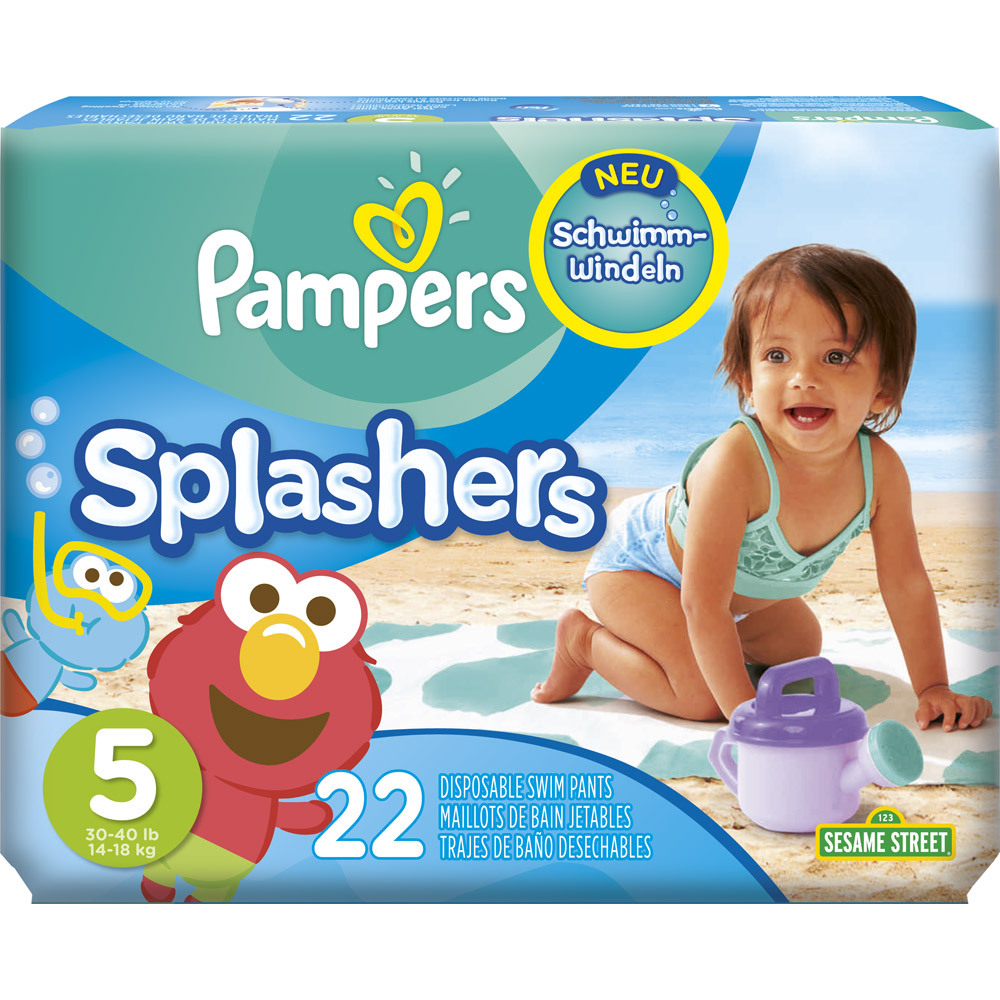 pampers splashers schwimmwindeln schwimmwindeln jetzt. Black Bedroom Furniture Sets. Home Design Ideas
