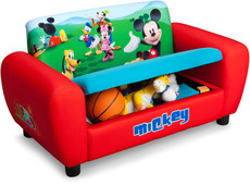 Delta Kids Luxus-Sofa Disney MICKEY