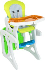 Eurokids Blowing High Chair
