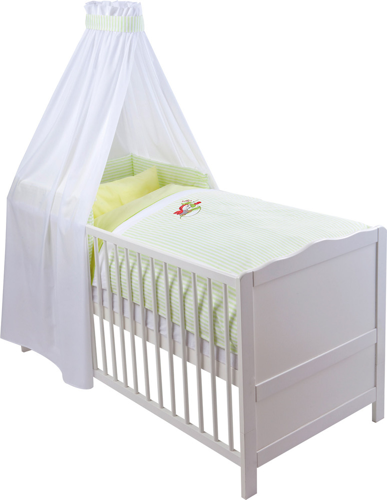 julius z llner bett set p nktchen baby bettw sche set jetzt online kaufen. Black Bedroom Furniture Sets. Home Design Ideas