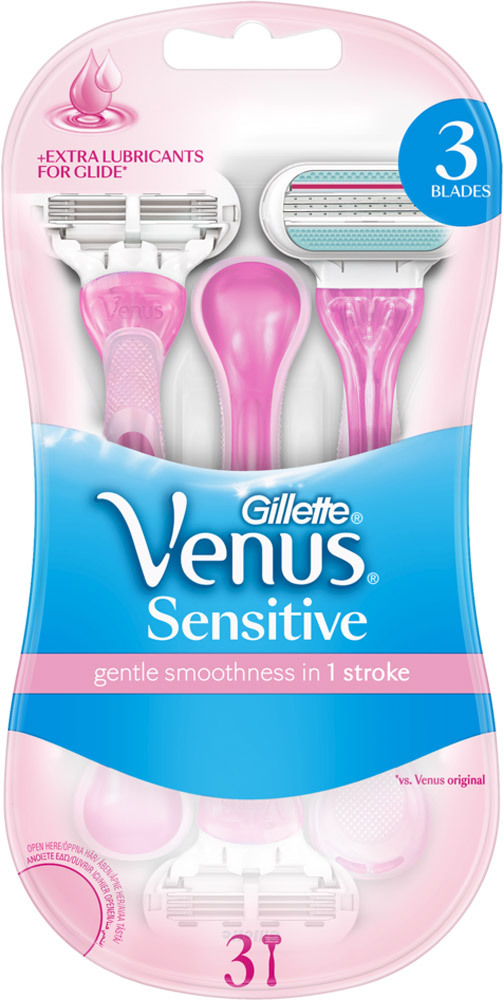 Venus Sensitive Einwegrasierer