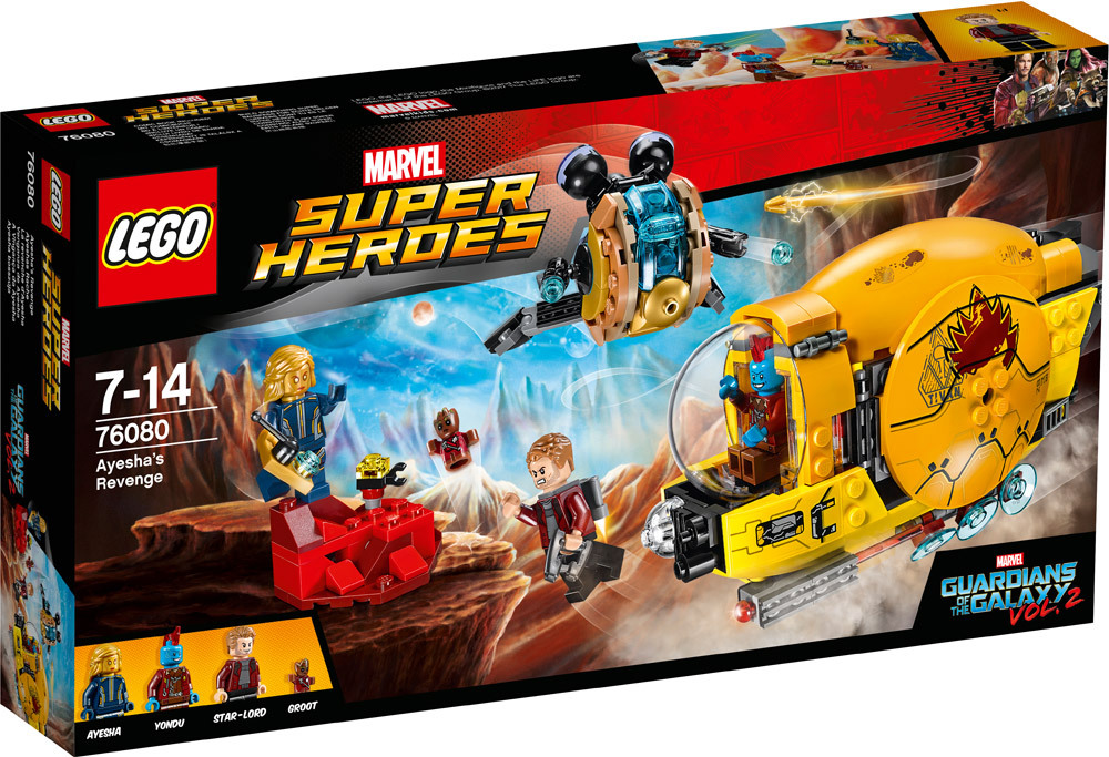 Marvel Super Heroes™ - 76080 - LEGO® Marvel Super Heroes™ 2