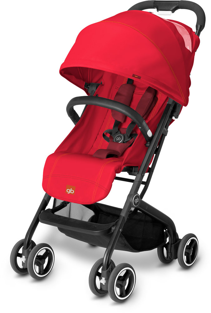 Goodbaby Reise-Buggy QBIT  Dragonfire Red (616240003)