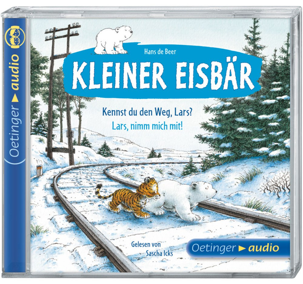 kleiner eisb r audio cd kinderh rspiele jetzt online kaufen. Black Bedroom Furniture Sets. Home Design Ideas