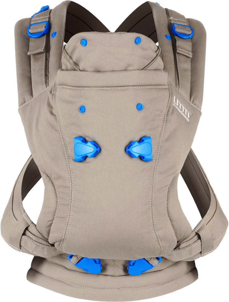 Vital Innovations Pao Papoose Tragetuch  Pebble (PPP1106)