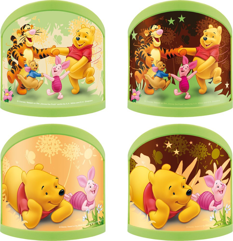 kaufmann disney winnie the pooh nachtlicht nachtlicht steckdose jetzt online kaufen. Black Bedroom Furniture Sets. Home Design Ideas