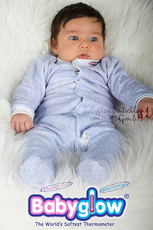 Babyglow - the world´s softest thermometer