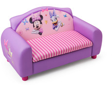 Delta Kids Luxus-Sofa Disney MINNIE