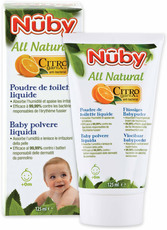 Nuby All Natural Baby-Puder flüssig