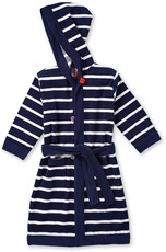Schiesser Bademantel gestreift