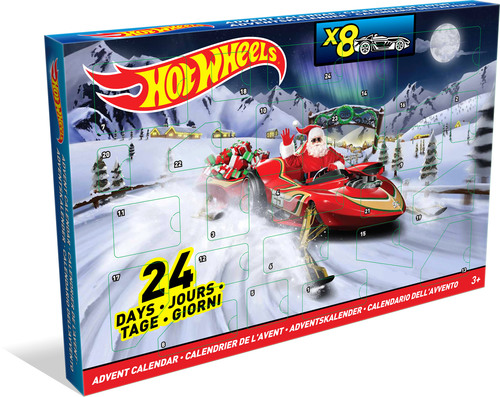 hot wheels hot wheels adventskalender 2015 autorennbahn. Black Bedroom Furniture Sets. Home Design Ideas