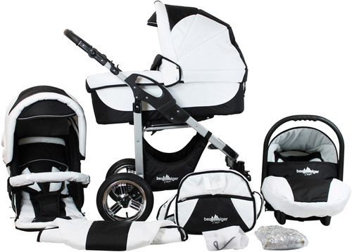 bergsteiger kombikinderwagen capri 3 in 1 kinderwagen. Black Bedroom Furniture Sets. Home Design Ideas