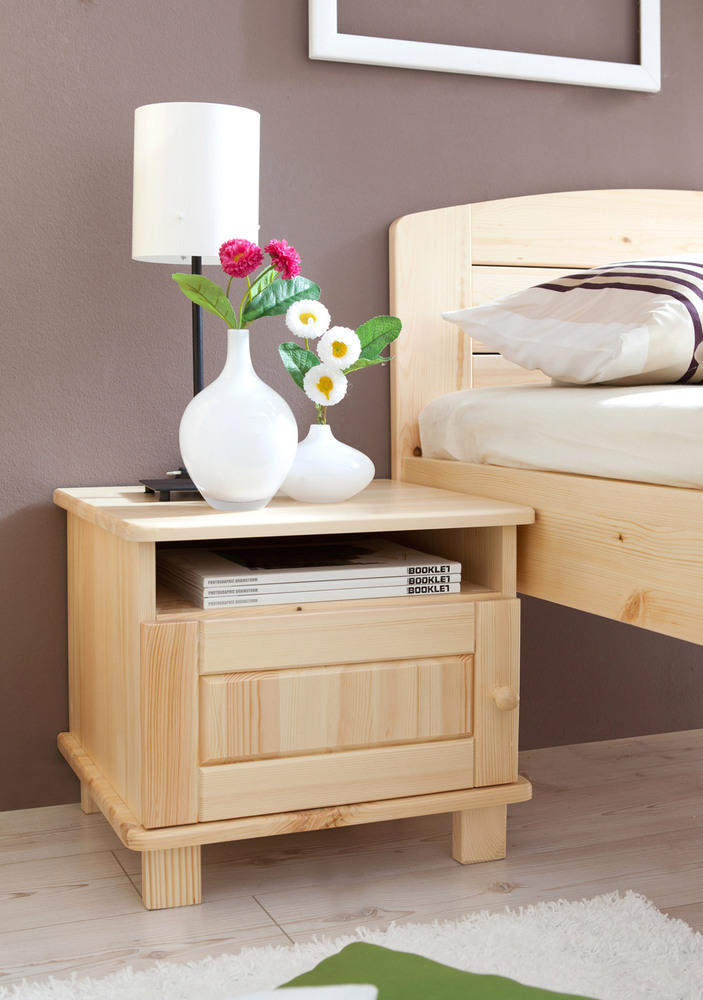 ticaa nachtkommode bora regale jetzt online kaufen. Black Bedroom Furniture Sets. Home Design Ideas