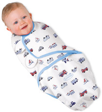 Summer Swaddle Me 3er Set