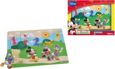Eichhorn Mickey Mouse Clubhouse Steckpuzzle
