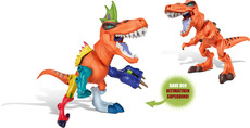 Hasbro Jurassic World Hero Mashers T-Rex Dino Pack