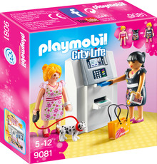 PLAYMOBIL® City Life - 9081 - Geldautomat