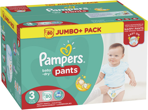 pampers baby dry pants babywindeln jetzt online kaufen. Black Bedroom Furniture Sets. Home Design Ideas