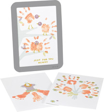 Baby Art Abdruckset - Happy Frame Mother´s Day